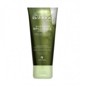 Bamboo shine silk sleek cream